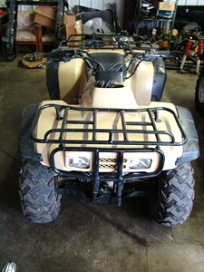 1998 HONDA 300 FOURTRAX ATV / 4-WHEELER 4X4 FOR SALE