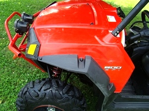 08 POLARIS RZR ( RAZOR ) 4X4 ** UTV ** FOR SALE !!