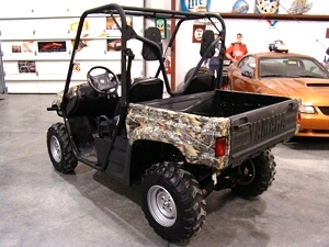 rv parts 2007 used yamaha 660 rhino camo for sale side by side utv atv utvs boats golf carts. Black Bedroom Furniture Sets. Home Design Ideas