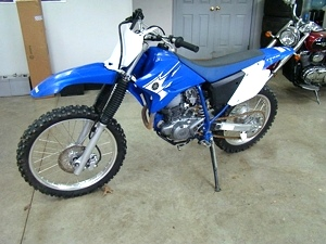 Rv Parts 2007 Yamaha Ttr 230 Used Dirt Bike For Sale Atv