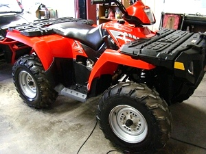 rv parts 2005 polaris sportsman 500 ho atv 4 wheeler for sale atv utvs boats golf carts and. Black Bedroom Furniture Sets. Home Design Ideas