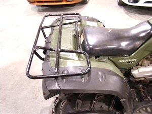 2004 HONDA RANCHER 400 ATV USED 4X4 4-WHEELER FOR SALE