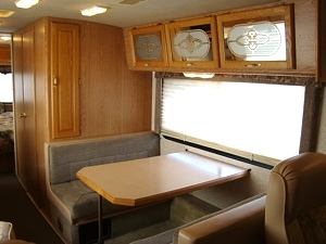 RV Parts 2000 REXHALL VISION 26 FT CLASS A MOTORHOME FOR