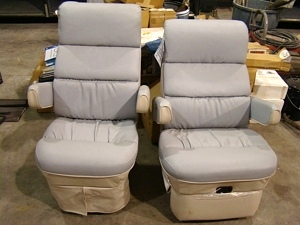 MOTORHOME  / RV FLEXSTEEL CAPTAINS CHAIRS