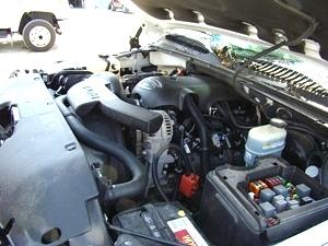 rv parts chevy 5 3l vortec engine for sale auto parts rv parts repair and accessories rv. Black Bedroom Furniture Sets. Home Design Ideas