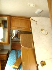 2000 ITASCA SUNCRUISER 32V MOTORHOME FOR SALE - DAMAGED / REPAIRABLE