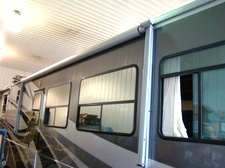 USED ELECTRIC PATIO AWNING FOR MOTORHOME & RV'S FOR SALE