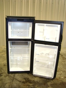 USED DOMETIC RM3762 RV REFRIGERATOR FOR SALE