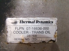 TRANSMISSION COOLER THERMAL DYNAMICS FOR ALLISON TRANSMISSION FOR SALE