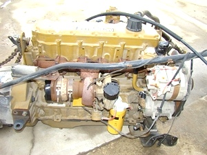 CAT 3126 DIESEL ENGINE FOR SALE 330 HP CATERPILLAR  - HAVE OTHERS - CALL