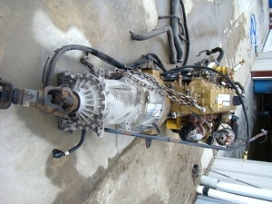 USED 6-SPEED ALLISON AUTOMATIC TRANSMISSION MODEL 3000MH FOR SALE