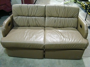 rv parts used rv furniture for sale leather sofa jack knife flip used rv parts repair and. Black Bedroom Furniture Sets. Home Design Ideas