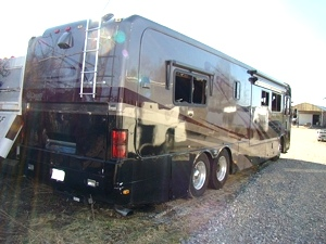 MONACO DYNASTY MOTORHOME PARTS FOR SALE USED 2003 RV SALVAGE VISONE AUTO MART