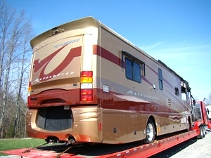 2005 FLEETWOOD REVOLUTION MOTORHOME PARTS FOR SALE RV SALVAGE PARTS