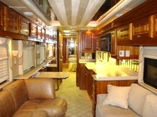 2002 MONACO EXECUTIVE MODEL 42SBW - COMPLETE RV INTERIOR FOR SALE