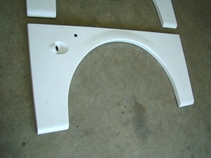 MOTORHOME FENDERS FOR SALE RV SALVAGE SURPLUS VISONE RV