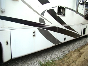 RV SALVAGE SURPLUS PARTS 2001 ALLEGRO BUS PARTS FOR SALE