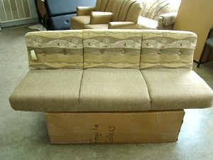 Rv Flip Sofa Used Rv Parts Travel Trailer Furniture For
