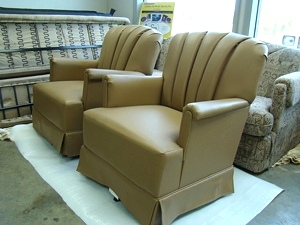 MOTORHOME / RV FURNITURE FOR SALE SWIVEL ROCKER CHAIR