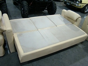 RV Parts Ultra Leather Easy Bed Sofa For RV S And Motorhome s For Sale Used RV Parts Repair