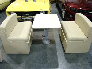 DINNING BOOTH FOR RVu0027S AND MOTORHOMES FOR SALE   RV FURNITURE ...