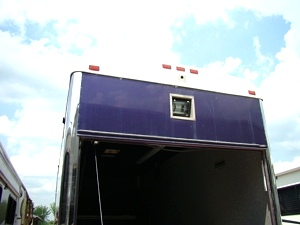 1997 STACKER TRAILER 22FT BY COMPETITIVE TRAILERS INC. FOR SALE