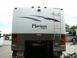 2002 Itasca Horizon Motorhome Parts For Sale