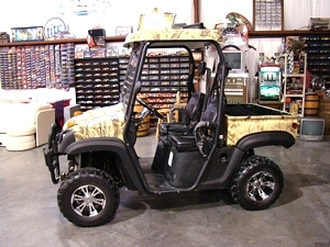 2008 HART CART 4X4 UTV FOR SALE