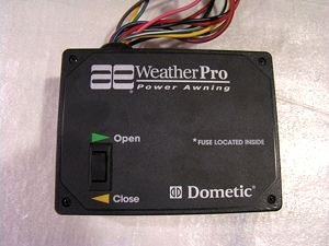 Used Weather Pro Power Awning Controller p/n 3307916.001