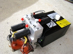 Used Hydraulic Pump HWH p/n AP29281