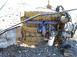 Used CAT Engine 3126 1999