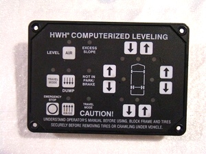 Used HWH Leveling Touch Pad AP22703