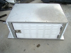 Used Generator Aluminum Enclosure