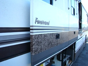 1997 FORETRAVEL U320 MOTORHOME PARTS USED RV SALVAGE VISONE