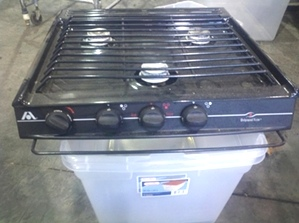 Used LP Gas Cook Top