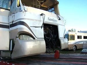 BEAVER SANTIAM MOTORHOME PARTS FOR SALE - RV SALVAGE PARTS