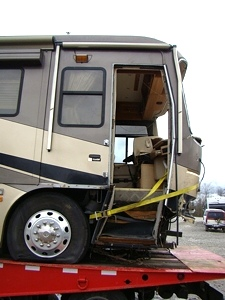 MONACO DYNASTY PARTS FOR SALE  - 2003 USED SALVAGE MOTORHOME PARTS