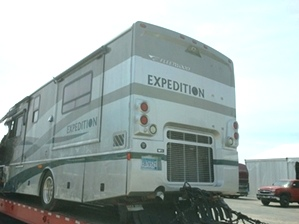 RV PARTS 2004 EXPEDITION FLEETWOOD MOTORHOME CALL VISONE RV