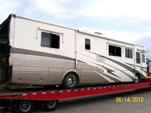 2002 TRADEWINDS BY NATIONAL RV PARTS FOR SALE / RV SALVAGE CALL VISONE RV 606-843-9889