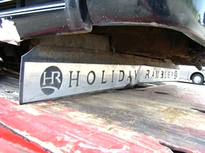 1998 HOLIDAY RAMBLER NAVIGATOR PART FOR SALE RV / MOTORHOME SALVAGE PARTS