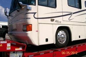 USED MOTORHOME PARTS 2001COUNTRY COACH  ALLURE PARTS