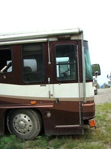 1998 FORETRAVEL MOTORHOME PARTS FOR SALE U295 VISONE RV
