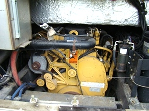 Used Cummins Diesel CAT Engine Motor's For Sale