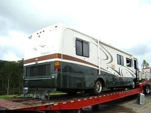 USED RV SALVAGE PARTS FOR SALE 1998 HOLIDAY RAMBLER ENDEAVOR