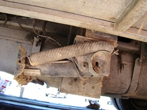 FLEETWOOD BOUNDER PARTS FOR SALE USED 1996 1997 1995 1994