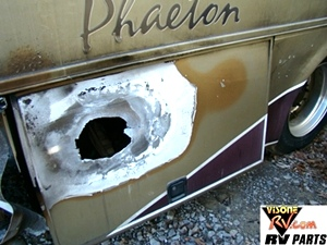 USED 2004 PHAETON MOTORHOME PARTS FOR SALE