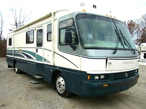 1997 HOLIDAY RAMBLER ENDEAVOR USED PARTS FOR SALE