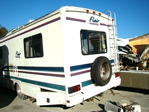 1996 FLEETWOOD PARTS FOR SALE