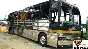 PREVOST PARTS - 2007 PREVOST XLII BUS PARTS FOR SALE