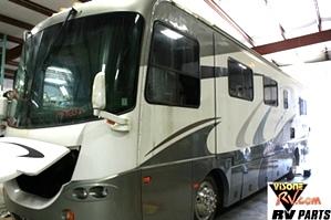 2005 CROSS COUNTRY SPORTS COACH RV PARTS VISONE RV